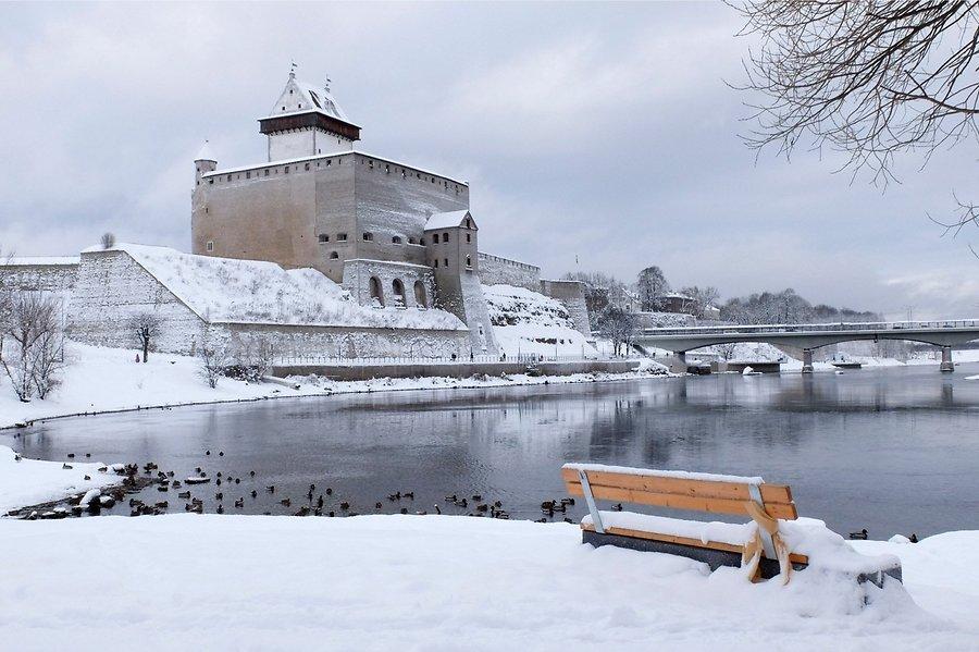 форумах зимняя нарва фото самых знаменитых скульптур